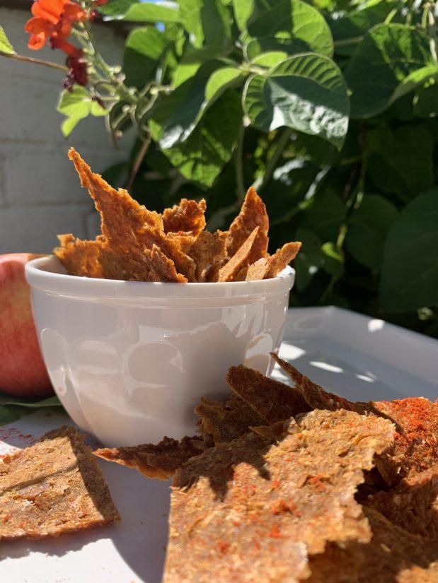 Sweetcorn Chips